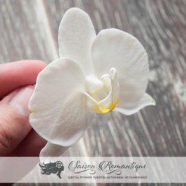 Зажим для волос «Орхидея фаленопсис»
